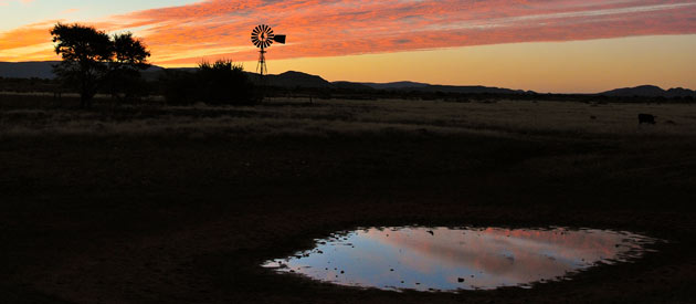 South African Accommodation, Namaqualand