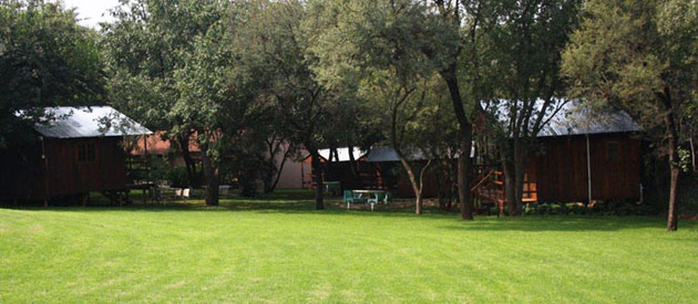 HODGE PODGE BACKPACKERS, RUSTENBURG