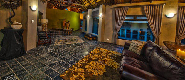 Letsatsi Game Lodge -Smithfield accommodation - Free State