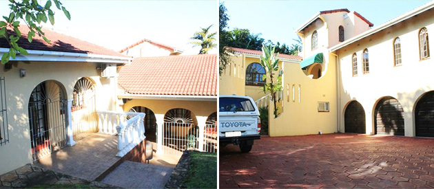 footprints inn, bed and breakfast, guest house, accommodation, self catering, empangeni, zululand, north coast, kwazulu-natal, star graded, dstv, swimming pool, air conditioning, apartments, rooms