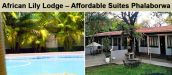 AFRICAN LILY LODGE - AFFORDABLE SUITES